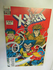 Album X-Men Numéro 2 (Contient les numéros 3 et 4) /Semic Marvel Comics