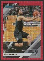 2019-20 Donruss INFINITE RED #20 Joe Harris 80/99 Brooklyn Nets
