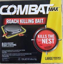 Combat Source Kill Max R2 Large Roach Bait  Boxs (8 Bait Stations Total) SALE