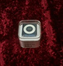 Apple iPod Shuffle 2gb Gray 4th Gen AAC/Mp3 Player Open Box with extras