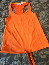 Adidas by Stella McCartney Climachill Orange Top Xs 8