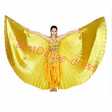 US NEW Women Belly Egypt Dance Isis Wing Oriental Dancing Costume Accessory