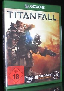 XBOX ONE - TITANFALL - USK 18 - EGO ACTION SHOOTER - Entwickler von CALL OF DUTY