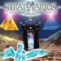 STRATOVARIUS - INTERMISSION 2011 GERMAN CD * NEW & SEALED *