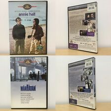 Annie Hall & Manhattan Dvds