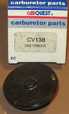 CARB CHOKE THERMOSTAT -fits 71-76 Oldsmobile, Pontiac, 76 Buick - CarQuest CV138