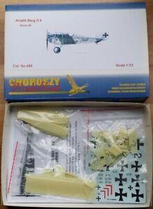 A56- AVIATIK BERG DII Series 39 -Choroszy Modelbud-1/72