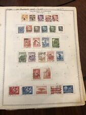 Denmark Used Europe Stamps- Lot A-66813