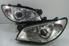 JDM CLEAR 06-08 Subaru Impreza WRx Rev9 GDB GDA GG STI Headlights Head Lamp OEM