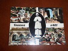 CARTE POSTALE ANCIENNE : SOUVENIR D ARS (1970)