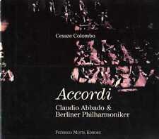 S1 Accordi Abbado Philharmoniker Cesare Colombo Motta ed. 1997