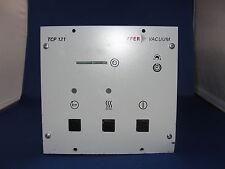 Pfeiffer TCP 121 TCP121A ModNr: PM C01 497 B Vacuum Pump Controller