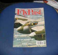 FLYPAST MAGAZINE SEPTEMBER 1992 - ORION FIRE BOMBER/B-29 AND TEMPEST AT 50