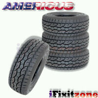 4 Americus AT 30X9.50R15 104S C/6 All Terrain Performance Tires