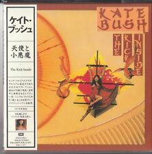 Kate Bush 5 TITLES JAPAN MINI LP CD SET (2005 FIRST EDITION – WHITE OBI SERIES)