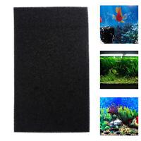 Biochemical Pre-Filter Foam Sponge Edge Aquarium Fish Tank Black S, NTAT