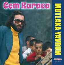 TURKISH FOLK ROCK LP CEM KARACA MUTLAKA YAVRUM Baris Manco Erkin Koray MOGOLLAR