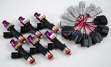 Toyota JZX100 JZX110 CRESTA 1JZGTE VVT-I  Bosch 550cc Fuel Injectors 6