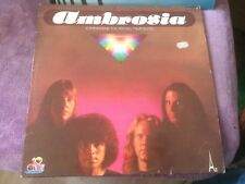 33t Lp AMBROSIA - somewhere ive nevers travelled (a14)