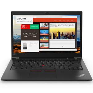 "PC PORTABLE Lenovo 14"" ThinkPad T480s Core i5-8250U - 8Go - SSD 256Go - Win 10"