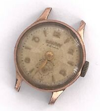 Cauny Prima Cal. 250 Vintage Watch Hand Manual Winding 22 mm Non Working MAG2