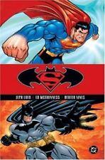 Superman Batman Public Enemies by Jeph Loeb (2004, Hardcover) Comic Book #1