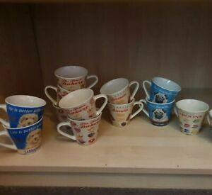 Martin wiscombe mug price is for 1 mug only