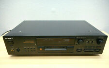 Sony Mds-Jb920 Minidisc Recorder/Player - Works - No Remote