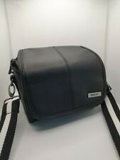 Leather Effect Camera Bag Caison