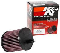 E-0650 K&N High Flow Air Filter VAUXHALL ASTRA (K) MK7 1.0/1.4/1.6/DSL 2015-