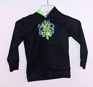 Teenage Mutant Ninja Turtle TMNT Boys Kids  Hoodie Sweatshirt size 4/5