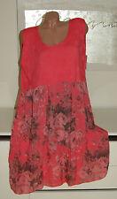 Geblümte Damenkleider im Empire-Stil aus Viskose