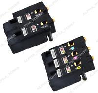 Dell Multi-Fuction E525w series 5 Pack Laser Toner Cartridge Black Color Set