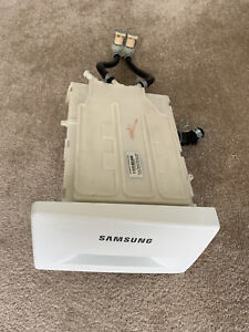 Samsung Washing Machine SOAP DRAW TRAY,  DISPENSER HOUSING AND INLET VALVES