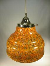70er Jahre Peill & Putzler Deckenlampe Messing Hängelampe Antik Deckenleuchte