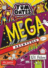 Tom Gates 13. Mega-Abenteuer (oder so) von Liz Pichon (2020, Taschenbuch)
