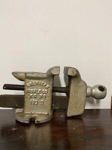 American Scale Co. Kansas City Mo. #3 13 Lb Vise Anvil Antique Cast Iron