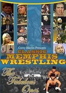 Classic Memphis Wrestling The Fabulous Ones USWA WWE