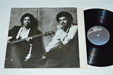THE STANLEY CLARKE/ GEORGE DUKE PROJECT Self-Titled LP 1981 Epic FE-36918 VG+/VG