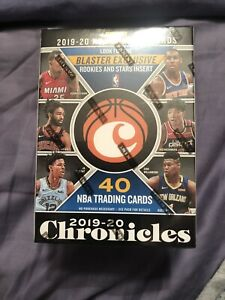 2019-20 Panini Chronicles NBA Basketball Blaster Box Factory Sealed! Rookies Ja
