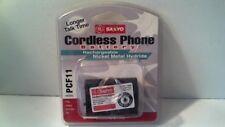 NOS SANYO CORDLESS PHONE BATTERY PCF11 - PANASONIC PHONES