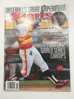 GEORGE SPRINGER 6/30/14 Sports Illustrated Houston Astros World Series MLB 2017