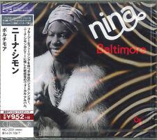 NINA SIMONE-BALTIMORE-JAPAN BLU-SPEC CD B50