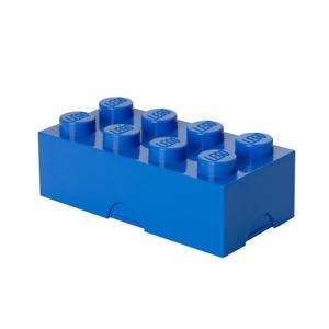 LEGO® 40231731 LEGO Brotdose/Lunchbox, mit acht Noppen, blau