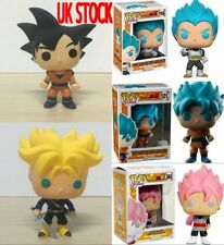 New Funko POP Anime Dragon Ball Saiyan Goku Vegeta PVC Figure Limited Edition UK