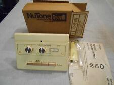 Vintage Nutone IC-81W Outside Remote Control