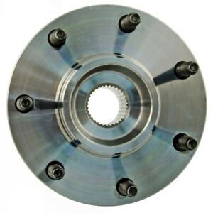 Wheel Bearing and Hub Assembly Front ACDelco Advantage 515030