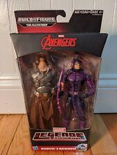 Marvel Legends Infinite Series Hawkeye Avengers (Allfather BAF) Action Figure