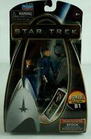 "Commander Spock Star Trek Galaxy Playmates 3.75"" Action Figure 2009"