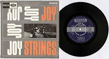 "JOY STRINGS ~ HAVE FAITH IN GOD ~ 1965 UK 4-TRACK MONO 7"" EP SINGLE"
